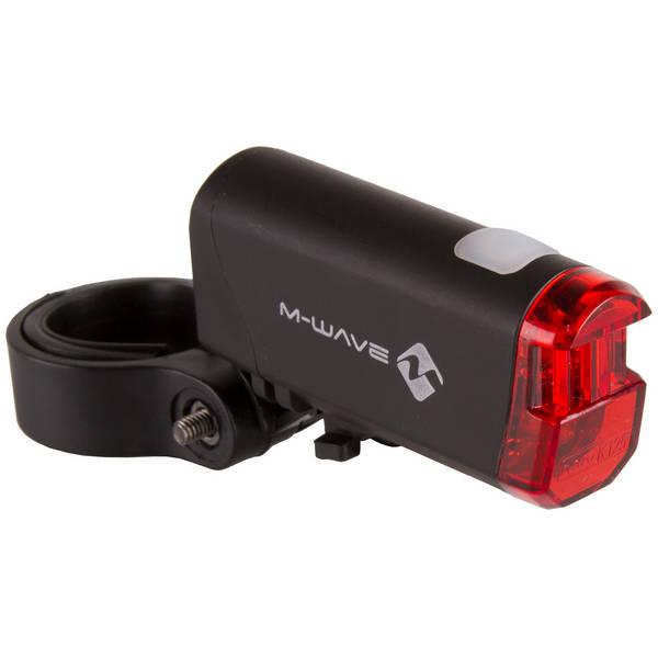M-WAVE Helios K 1.1 battery rear light