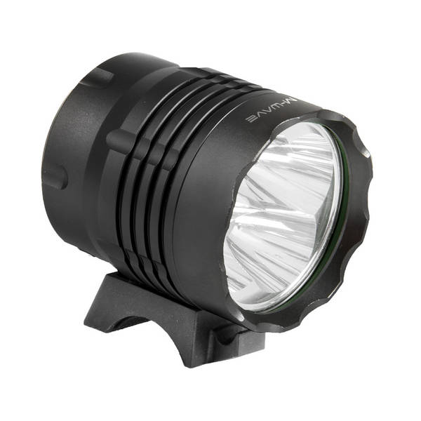 M-WAVE Apollon Ultra 1200 battery pack head lamp