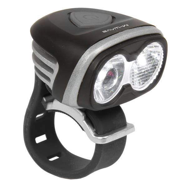 M-WAVE Apollon Ultra 900 battery pack head lamp