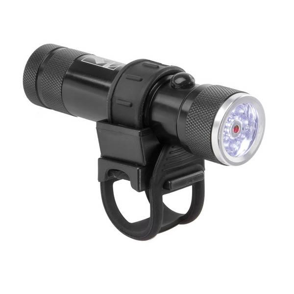 M-WAVE Apollon Laser 8.2 Batterielampe