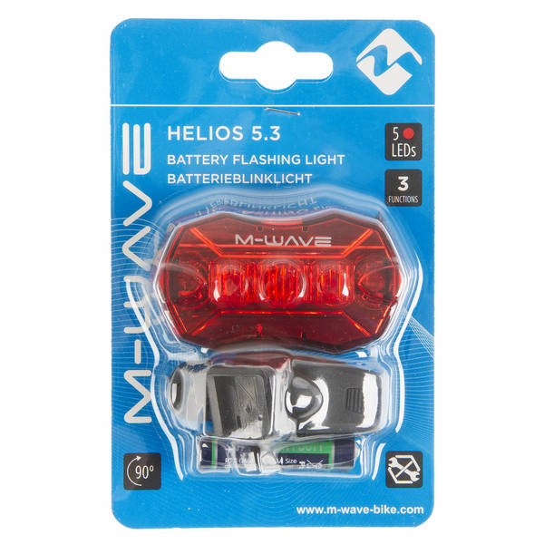 M-WAVE Helios 5.3 Batterieblinklicht