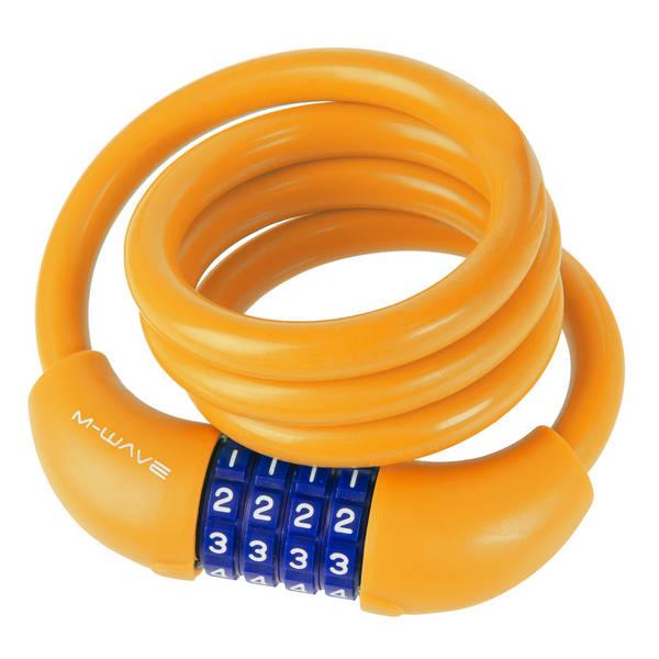 M-WAVE DS 12.10 S Spiralkabelschloss