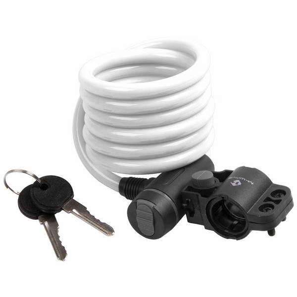 M-WAVE S 10.18 spiral cable lock