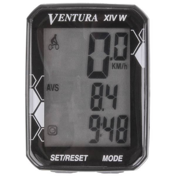 VENTURA XIV W bicycle computer