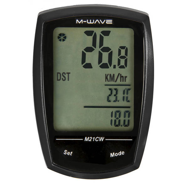M-WAVE M21W bicycle computer
