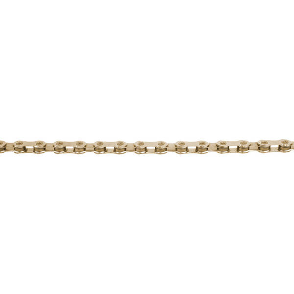KMC X12 Ti-N Gold indicator chain