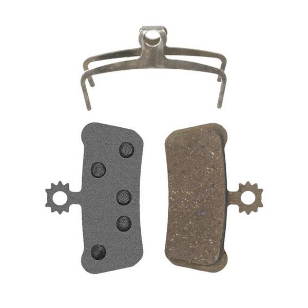 M-WAVE Organic S3 Bremsbelag für Scheibenbremsen