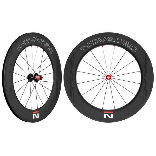 NOVATEC R9 U3.0 Laufradsatz