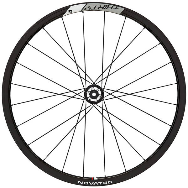 NOVATEC 30 disc wheel set