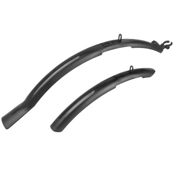 M-WAVE Mud Max Universal mudguard set