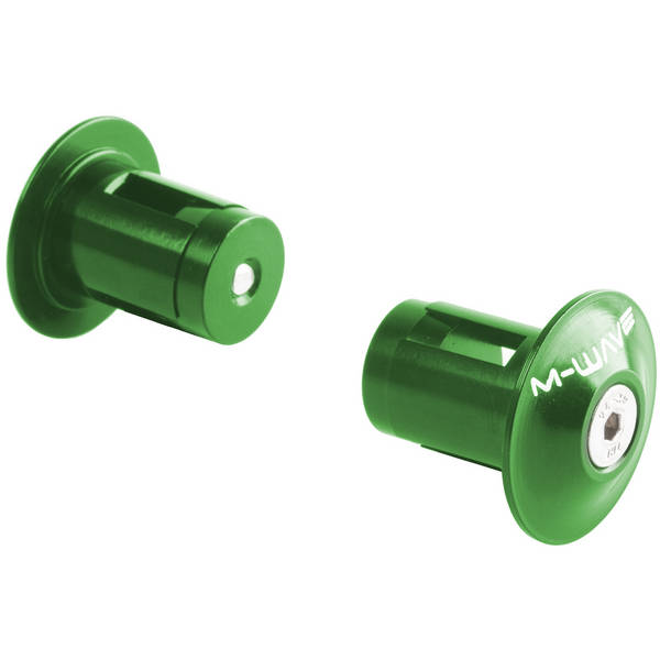 M-WAVE A Rio handlebar plugs