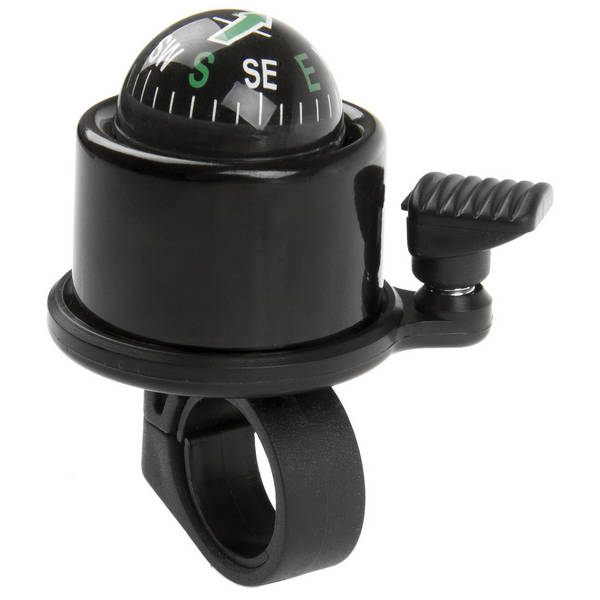 Compass mini bicycle bell