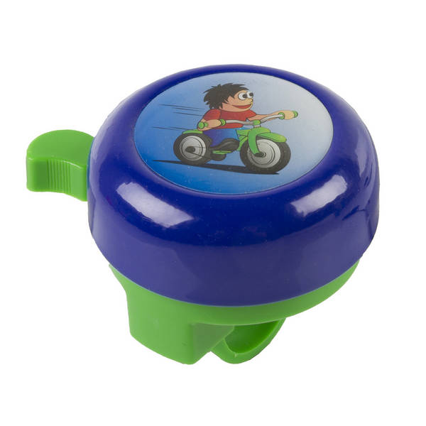 M-WAVE Kids Bella 3D bicycle bell