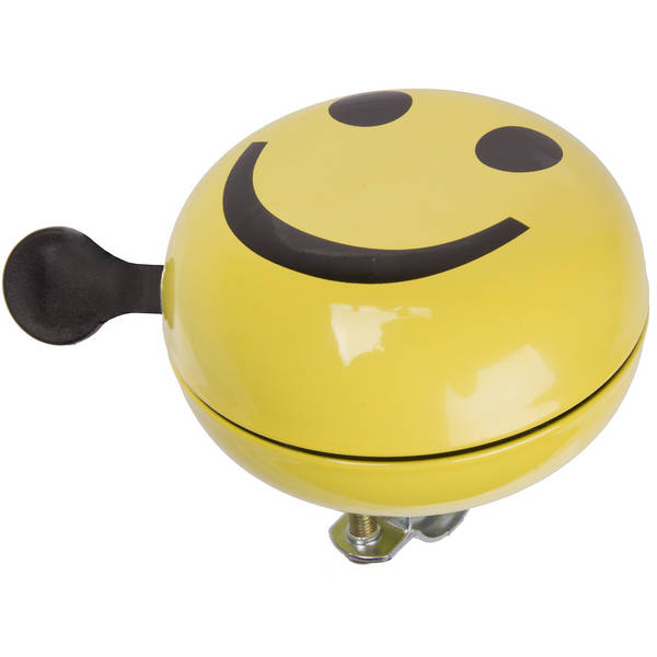 M-WAVE Smile Maxi Ding-Dong maxi bicycle bell