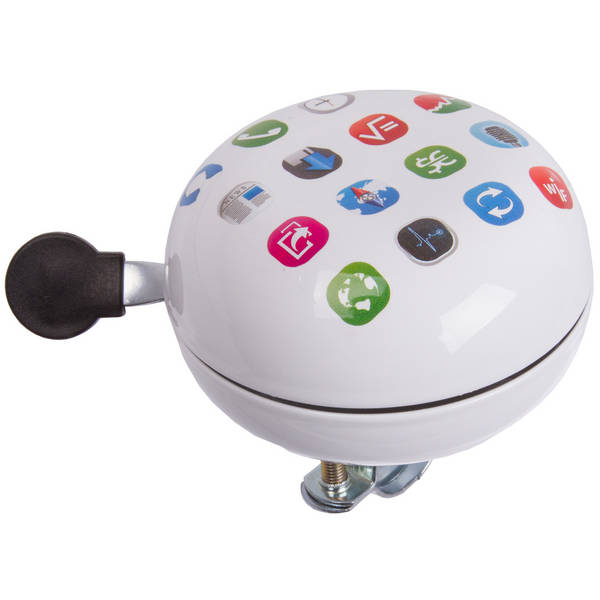 M-WAVE Apps Maxi Ding-Dong maxi campana bicileta