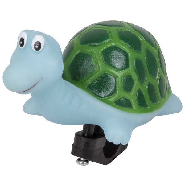 Turtle theme cycle horn