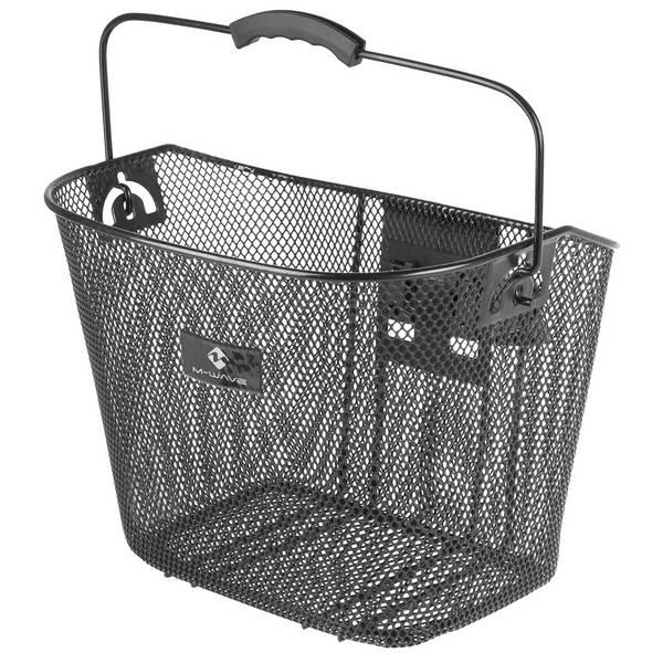 M-WAVE BA-F Clip Bar handle bar basket