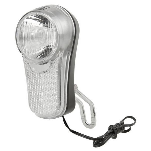 ANLUN  LED 10 lámpara frontal dínamo