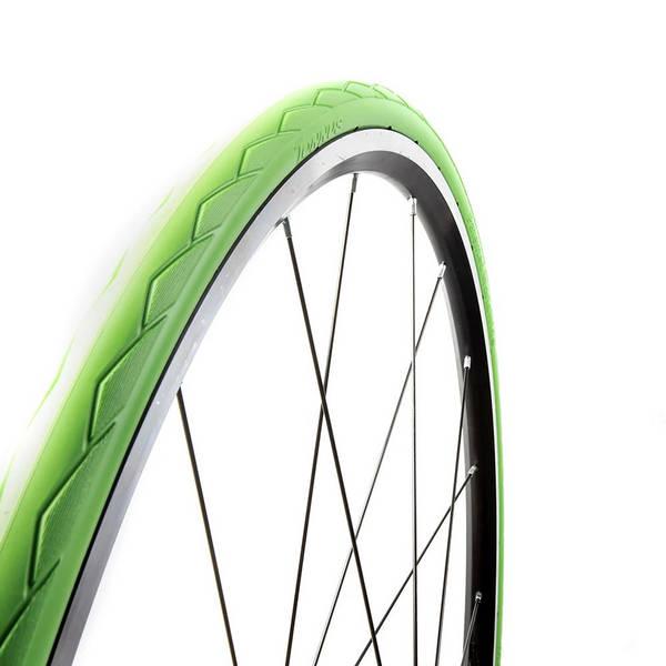 TANNUS Semi Slick 700x28C solid material tires