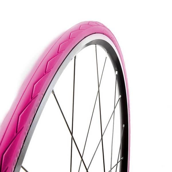 TANNUS Semi Slick solid material tires 700x28C