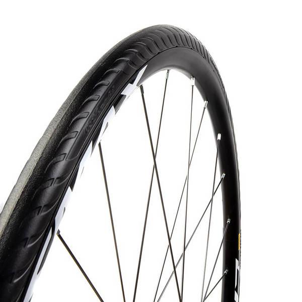 TANNUS New Slick solid material tires 700x25C
