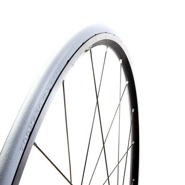 TANNUS Slick solid material tires 700x23C