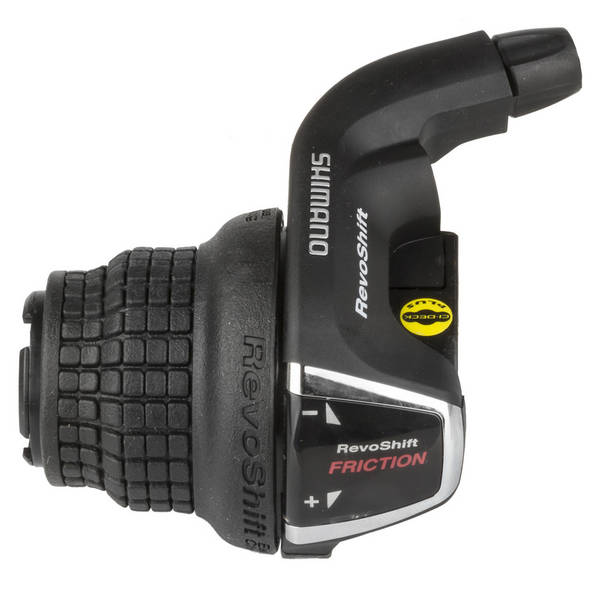 SHIMANO Tourney SL-RS35-6 twist lever