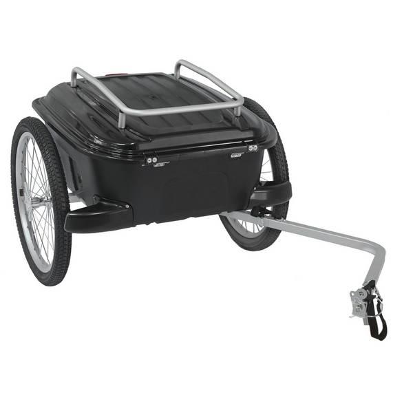 M-WAVE Stalwart Carry Box remolque equipaje bicicleta