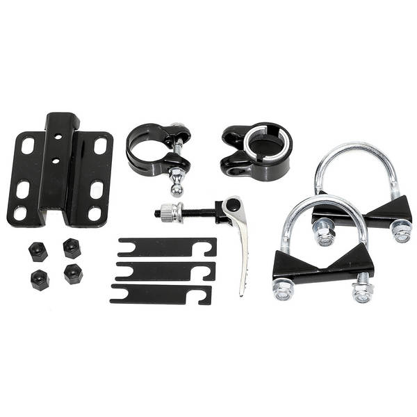 TRAIL-GATOR  adapter set for head set tube up to Ø 45 mm