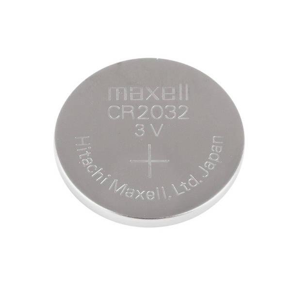 maxell CR2032 batería
