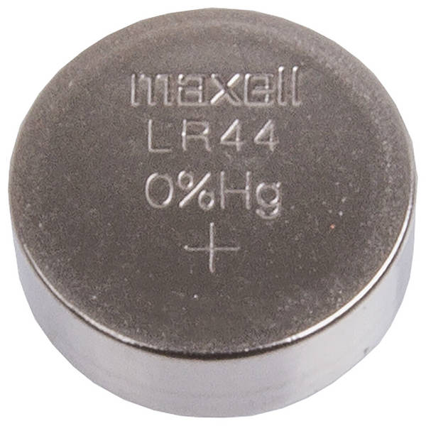 maxell LR44/AG13/A76/L1154F Batterie
