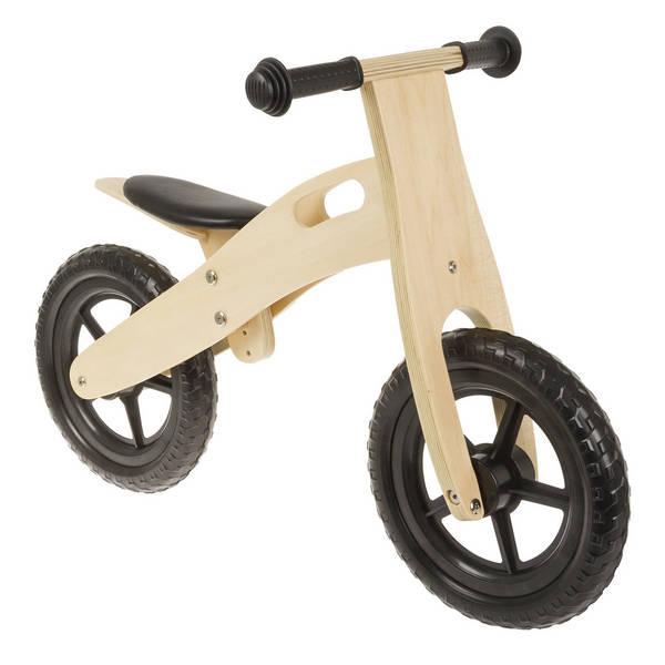 Light Holz-Lernlaufrad
