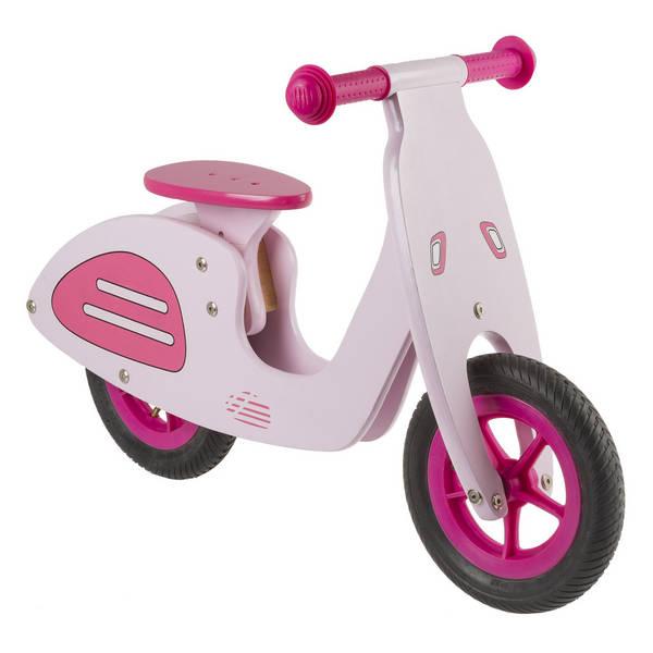 Scooter Holz-Lernlaufrad