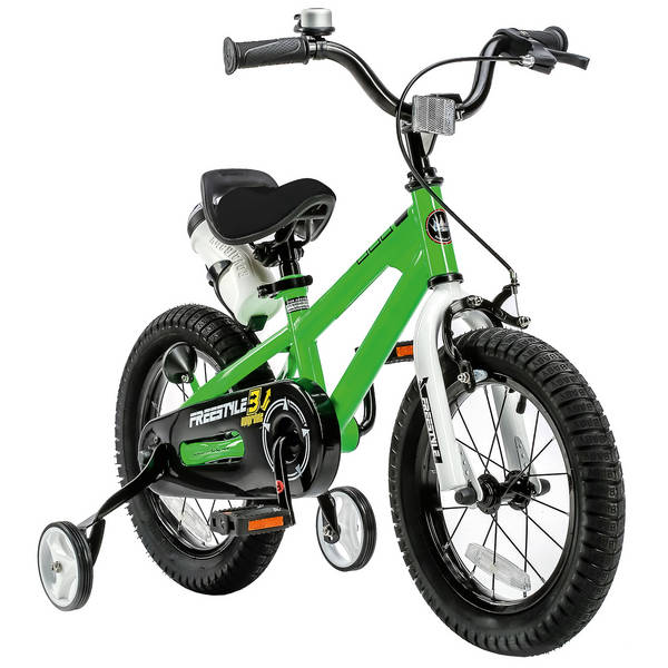 ROYALBABY Freestyle Kinderfahrrad Drum