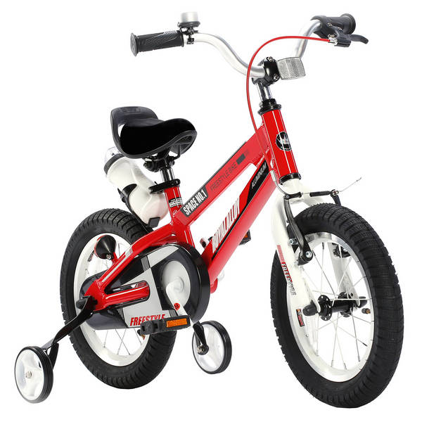 ROYALBABY Space No. 1 child´s bicycle