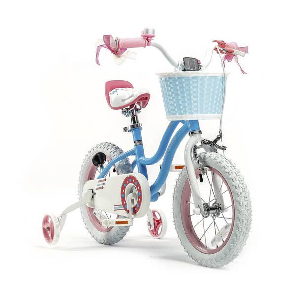 ROYALBABY Star Girl Kinderfahrrad Coaster