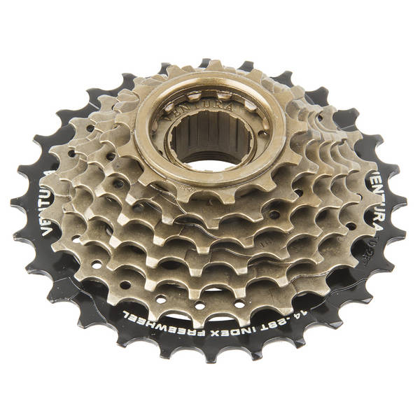 VENTURA  6 speed sprocket with screw attachment