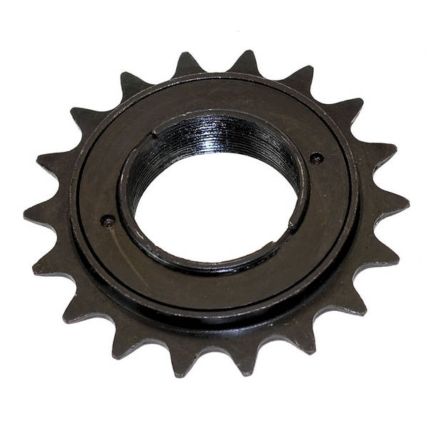 1 speed sprocket with screw attachment