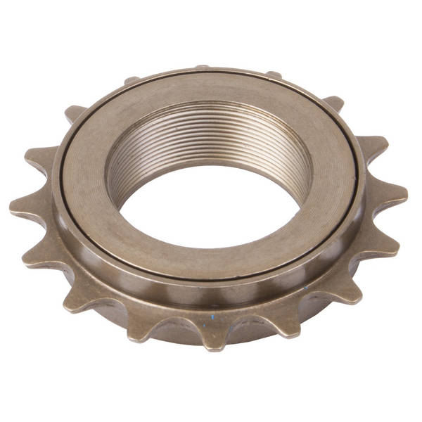 1 speed sprocket with screw attachment