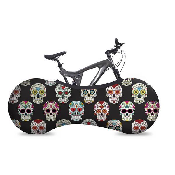 VELOSOCK Skulls funda bicicleta interior