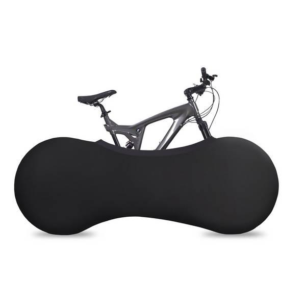 VELOSOCK Black indoor bike cover