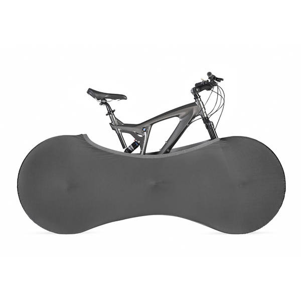 VELOSOCK Dark Grey indoor bike cover