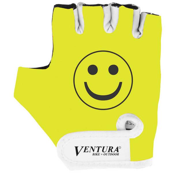 VENTURA Mix K half finger glove Smile