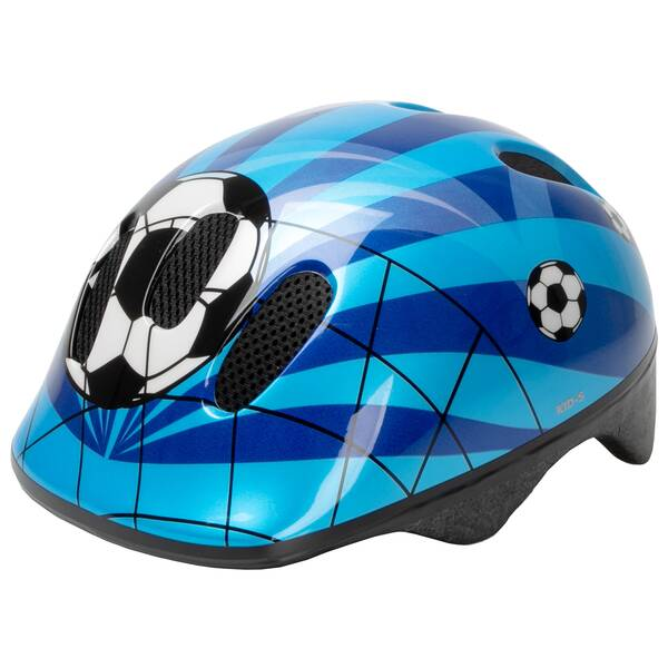M-WAVE KID-S Soccer Kinderhelm