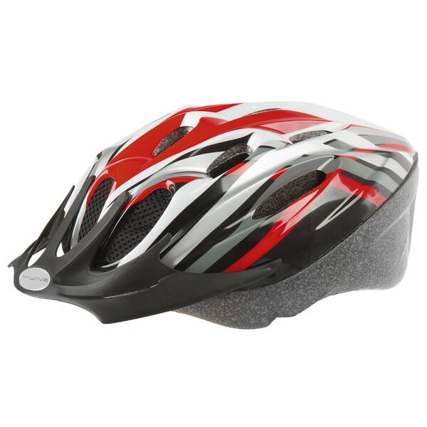 M-WAVE Active Red casco bicicleta