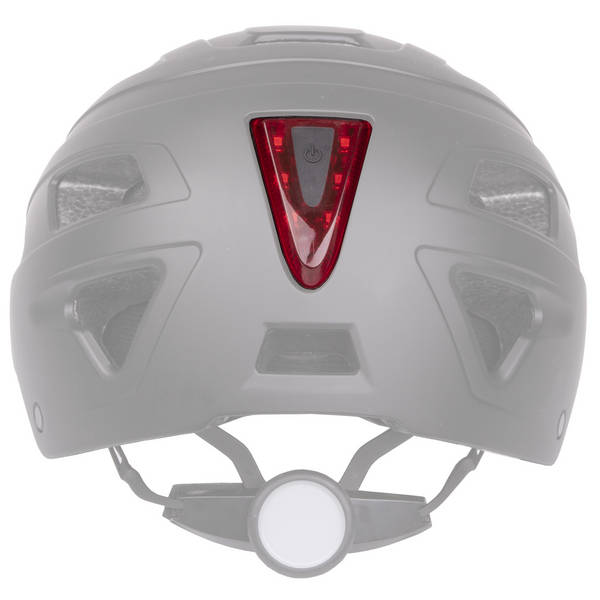 MIGHTY Light Tri luz para casco