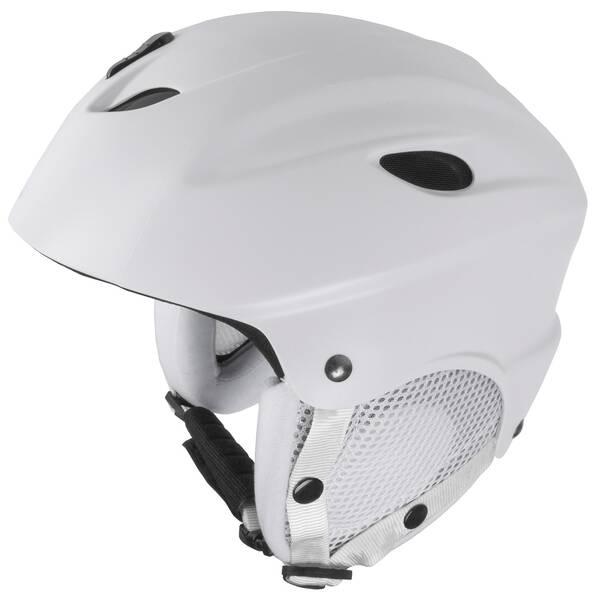 M-WAVE SKI white ski helmet