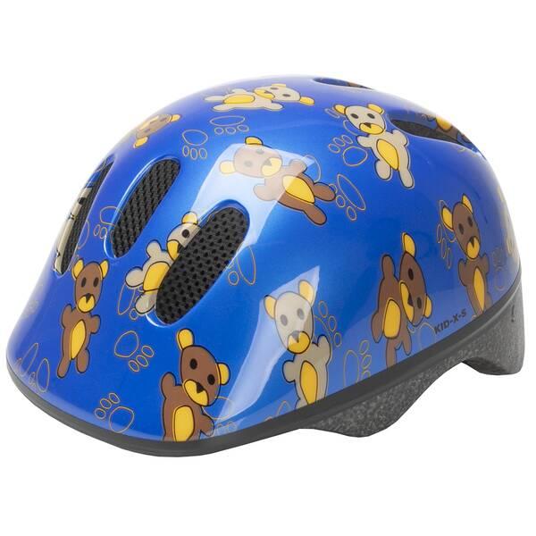 M-WAVE KID-X-S Teddy children helmet