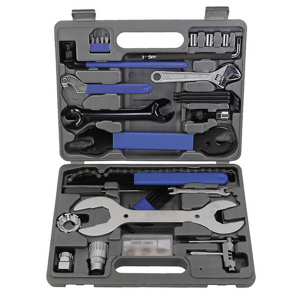 M-WAVE Portable Clinic bicycle tool case