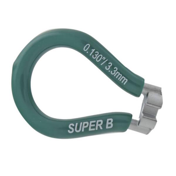 SUPER B TB-5550 Speichenschlüssel